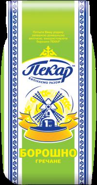 Мука гречневая,1кг(12 единиц в пакете)