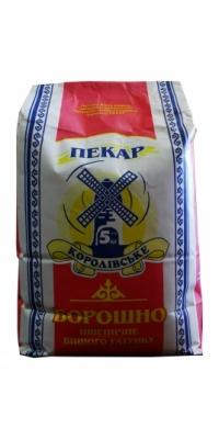 Мука пшеничная высшего сорта,5кг(3 единицы в упаковке)